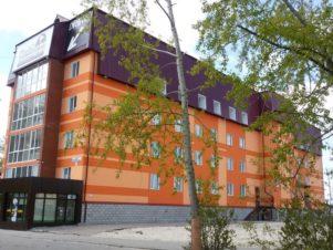 Гостиница «Университетская»