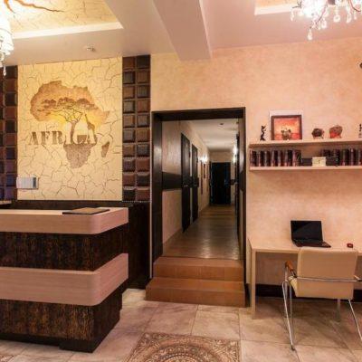 Отель «Африка»