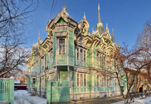 ул. Белинского, 19 - Изумрудный дом