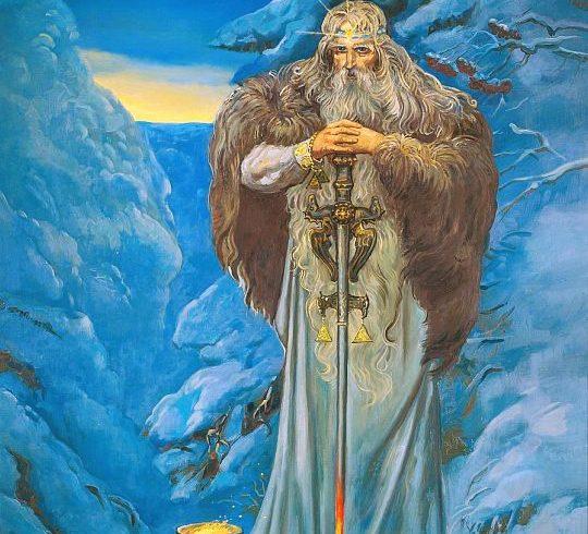 Тематическая экскурсия «Родные боги и герои древней Руси»