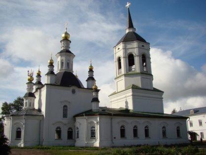 Томский Богородице-Алексиевский мужской монастырь