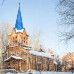 Евангелическо-лютеранская церковь Святой Марии