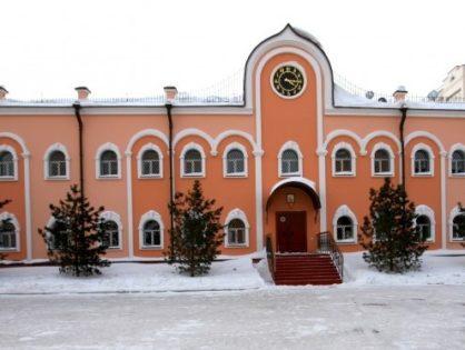 Томская духовная семинария