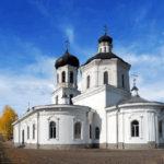Храм в честь иконы Божией Матери Знамение (Абалакская)