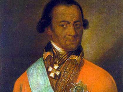 Легенда об арапе Петра Великого