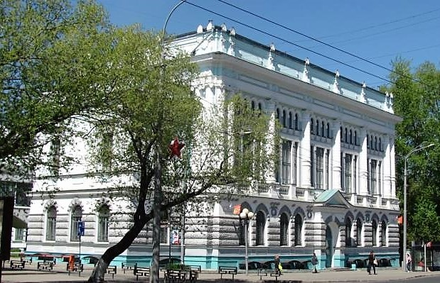 Безбарьерная среда в Томске
