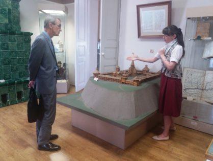 Советник посольства Франции с рабочим визитом посетил Томск