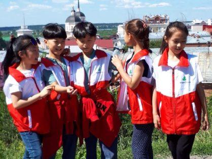 Туристы из Китая посетили Томск