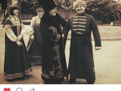 Музей истории Томска запустил проект «InstagramВоскресенской горы»