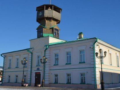 Выходные в Музее истории Томска