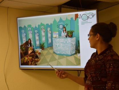 17 октября состоялся обучающий семинар «Информационный гид»