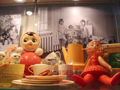 Ноябрьские праздники в Музее истории Томска