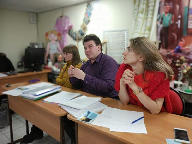 29 ноября состоялась презентация новых экскурсий в рамках Первой городской школы экскурсоводов
