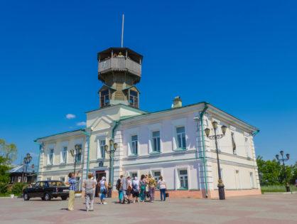 Выходные в Музее истории Томска. 20 и 21 июля.