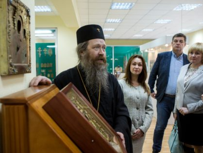 «Школа экскурсоводов – открытая история церкви»