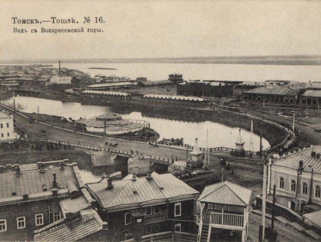 Анонс экскурсий от Музея истории Томска на 1 и 2 июня