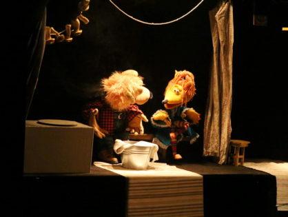 III Международный фестиваль театров кукол и театров для детей «Сказочный балаганчик Скомороха»