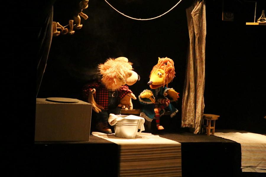 """III Международный фестиваль театров кукол и театров для детей """"Сказочный балаганчик Скомороха"""""""