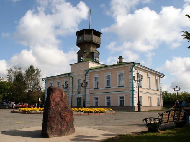 Постоянные экспозиции в Музее истории Томска