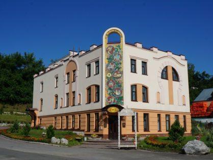15 сентября с Первым музеем славянской мифологии