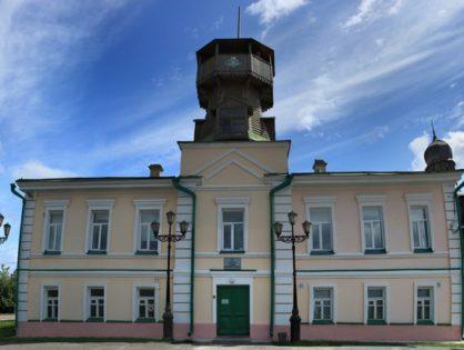 Новости от Музея истории Томска