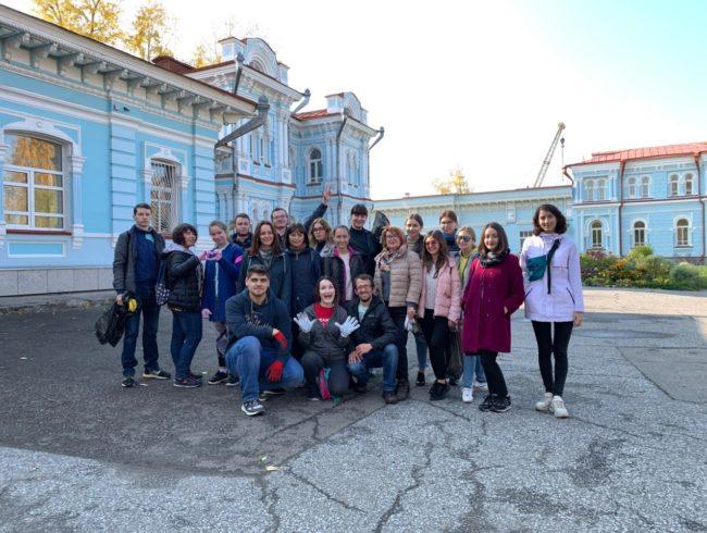 «Другой субботник» в Томске