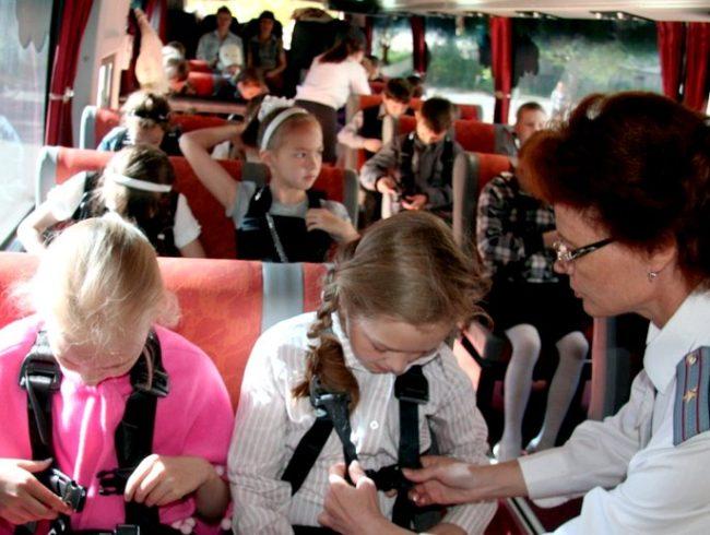 Нововведения по организованной перевозке детей