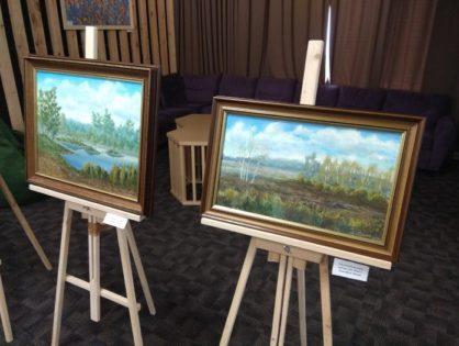 Выставка «Природа творчества – в творчестве природы»