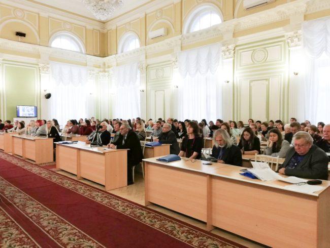 Открытие XVIII Международной научно-практической конференции «Возможности развития краеведения и туризма Сибирского региона и сопредельных территорий»