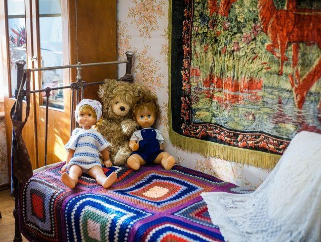 Постоянные выставки в Музее истории Томска