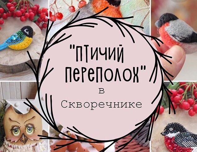 В «Скворечнике» стартовал Марафон » Птичий переполох»