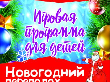Музей истории Томска предлагает интересно провести последние дни перед Новым годом
