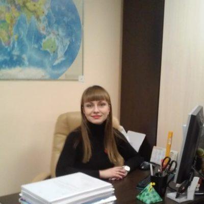 Ильченко Ксения Александровна