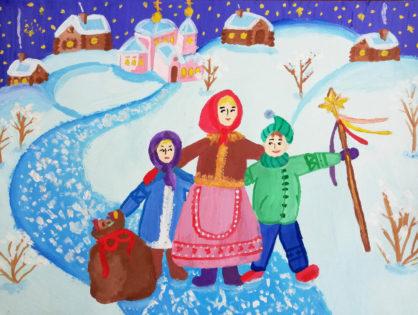 Художественный музей приглашает на программу к Рождеству