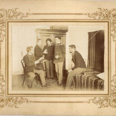 Экскурсия «От сессии до сессии…» в музее истории ТГУ