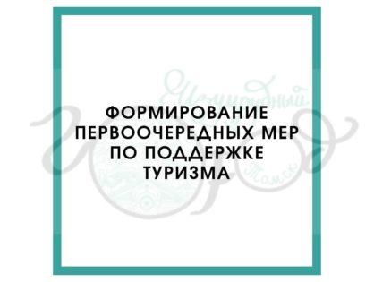 """Онлайн конференция """"Формирование первоочередных мер по поддержке туризма"""""""