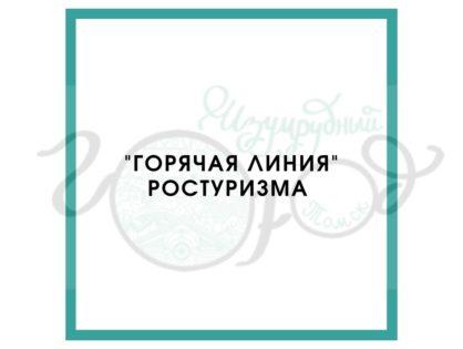 """""""Горячая линия"""" Ростуризма"""