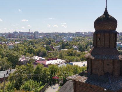 Пешеходные экскурсии с Музеем истории Томска