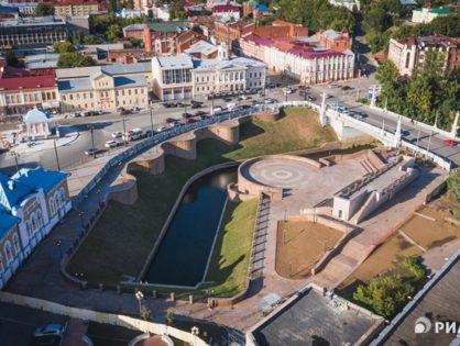Первый оффлайн концерт в Томске